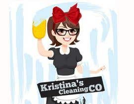 nº 95 pour Cartoon Character Drawing Logo Creation For Cleaning Company. par Milleybb