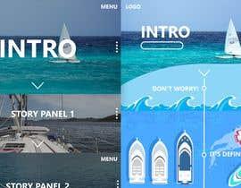Sajal353 tarafından Explainer Website for Marine Battery startup product için no 3