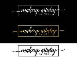 "#265 for LOGO creation for ""Makeup Artistry by Nell"" af mrrezveee"