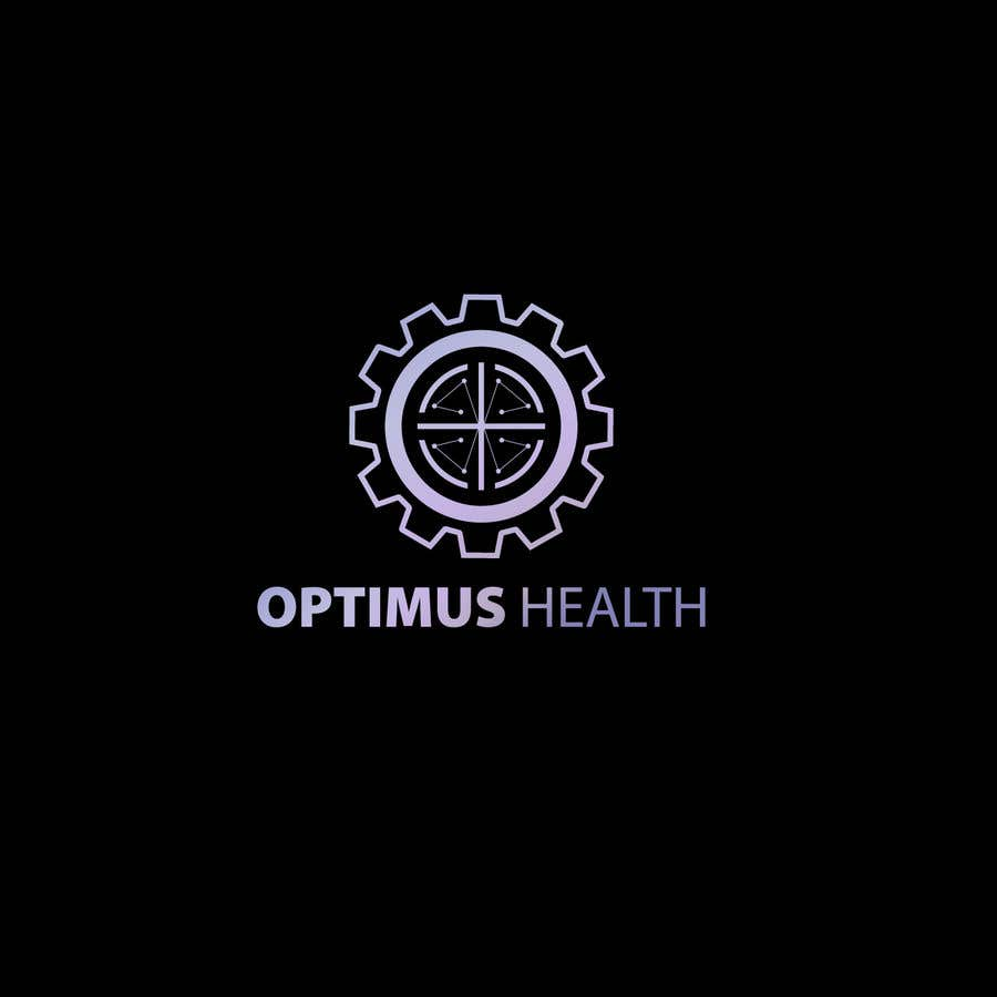 """Contest Entry #                                        8                                      for                                         Design a logo for a high tech health and fitness called technology company """" Optimus Health"""""""