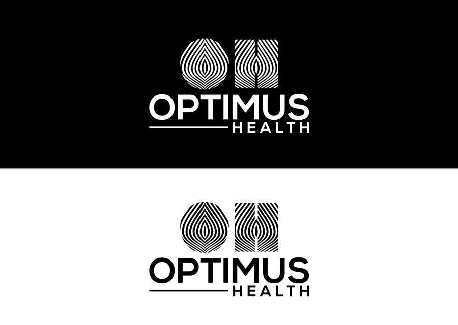 """Contest Entry #                                        185                                      for                                         Design a logo for a high tech health and fitness called technology company """" Optimus Health"""""""