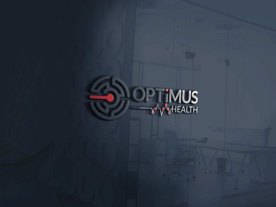 """Contest Entry #                                        75                                      for                                         Design a logo for a high tech health and fitness called technology company """" Optimus Health"""""""