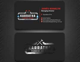 #1060 for BUSINESS CARD DESIGN FOR PLUMBING & GAS COMPANY af PreetySignature