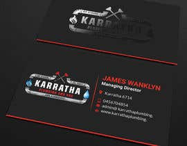 #1067 for BUSINESS CARD DESIGN FOR PLUMBING & GAS COMPANY af PreetySignature