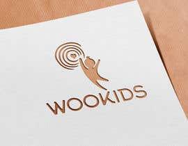 nº 59 pour Wookids logo et identité visuelle par sinzcreation