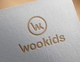 nº 117 pour Wookids logo et identité visuelle par lakidesign999