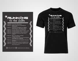 #3 cho T shirt Designed like a band tee bởi aljonmanlutac