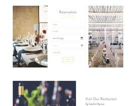 #7 for I need a website for a restaurant with  book table by kamransiyal9