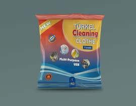 Peyaldas70 tarafından Create a Package Design for Cleaning Clothe Package için no 16