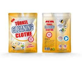 bayzidsobuj tarafından Create a Package Design for Cleaning Clothe Package için no 11