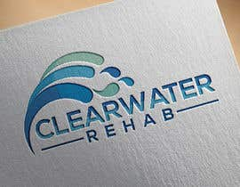 #17 cho Logo and business card design for Clearwater Rehab keep it simple and professional using white and blue colours. bởi nazmunnahar01306