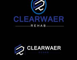 #45 cho Logo and business card design for Clearwater Rehab keep it simple and professional using white and blue colours. bởi mdnazrulislamju4