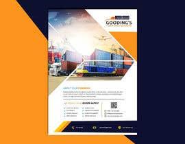 Nro 1 kilpailuun Design a brochure for warehousing and logistic Company käyttäjältä rrtvirus