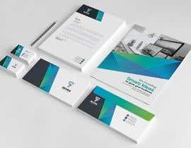 Nro 8 kilpailuun Design a brochure for warehousing and logistic Company käyttäjältä skratul