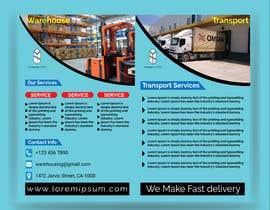 Nro 68 kilpailuun Design a brochure for warehousing and logistic Company käyttäjältä imdadtarek