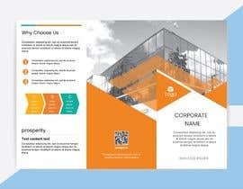 Nro 69 kilpailuun Design a brochure for warehousing and logistic Company käyttäjältä freelancerzaki16
