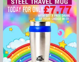 #32 for Travel Mug Poster by desmondlow1801