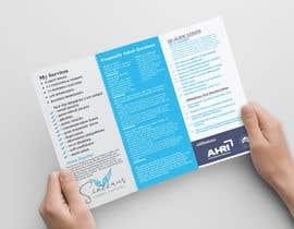 Nro 130 kilpailuun NLP Therapy Brochure käyttäjältä khaledparvez123