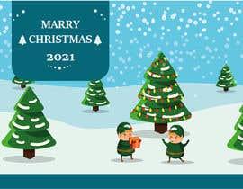 #30 untuk Graphic Design - Christmas Card oleh denyskrot