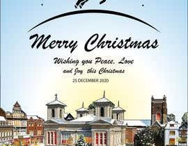 #23 untuk Graphic Design - Christmas Card oleh awaissulehri24