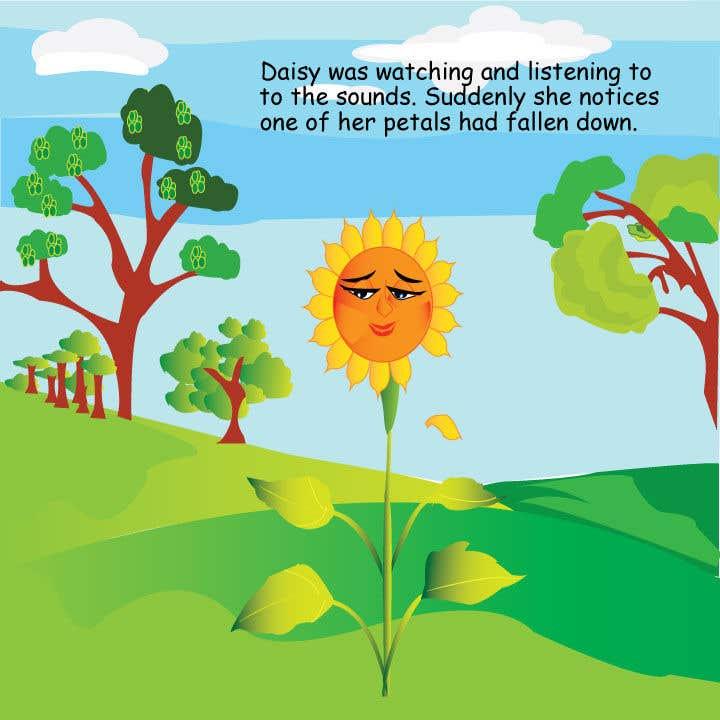 Penyertaan Peraduan #                                        17                                      untuk                                         Childrens Book and Puzzle Illustration Recreations