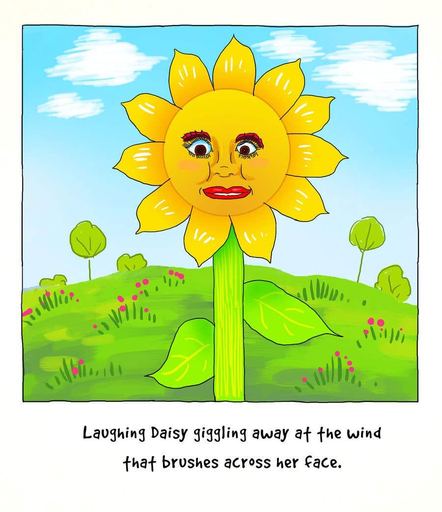 Penyertaan Peraduan #                                        21                                      untuk                                         Childrens Book and Puzzle Illustration Recreations