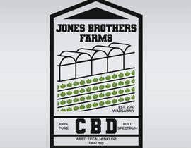 #68 cho Design a logo for Jones Brothers Farms bởi fallarodrigo