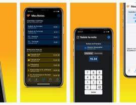 Nro 8 kilpailuun iOS App Screenshots käyttäjältä jigneshgohil