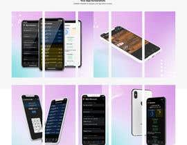 Nro 10 kilpailuun iOS App Screenshots käyttäjältä gfxnazmul