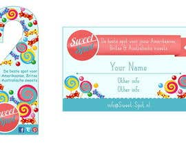 #16 untuk Print & Packaging Design for Business card and door hanger oleh Stevieyuki