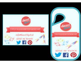 #5 for Print & Packaging Design for Business card and door hanger af kathieturner