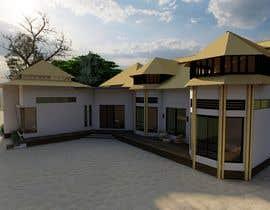 nº 34 pour 3D Visualization - Modern Japanese & Filipino Beach House par archshabbir