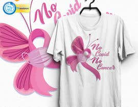 Maxbah tarafından Breast Cancer TShirt Design için no 7