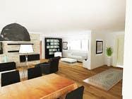 Illustrator Konkurrenceindlæg #45 for Interior design and layout sketches for new house