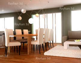 #31 for Interior design and layout sketches for new house by rn3d