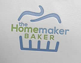 #2 untuk Logo design | The Homemaker Baker oleh Designnwala