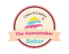 #81 untuk Logo design | The Homemaker Baker oleh nahidhassanri54