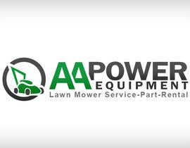 #79 para Logo Design for Lawn Mower Repair Shop por edbryan