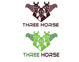 #30 for Design three horse logo's af NahidHassan9