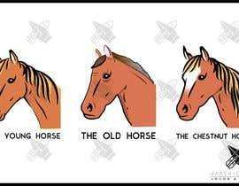 nº 50 pour Design three horse logo's par raashidnihan