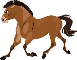 nº 44 pour Design three horse logo's par shaukat80