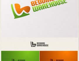 #97 para Logo Design for Bedding Warehouse por rugun