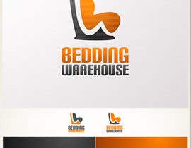 #100 for Logo Design for Bedding Warehouse af rugun