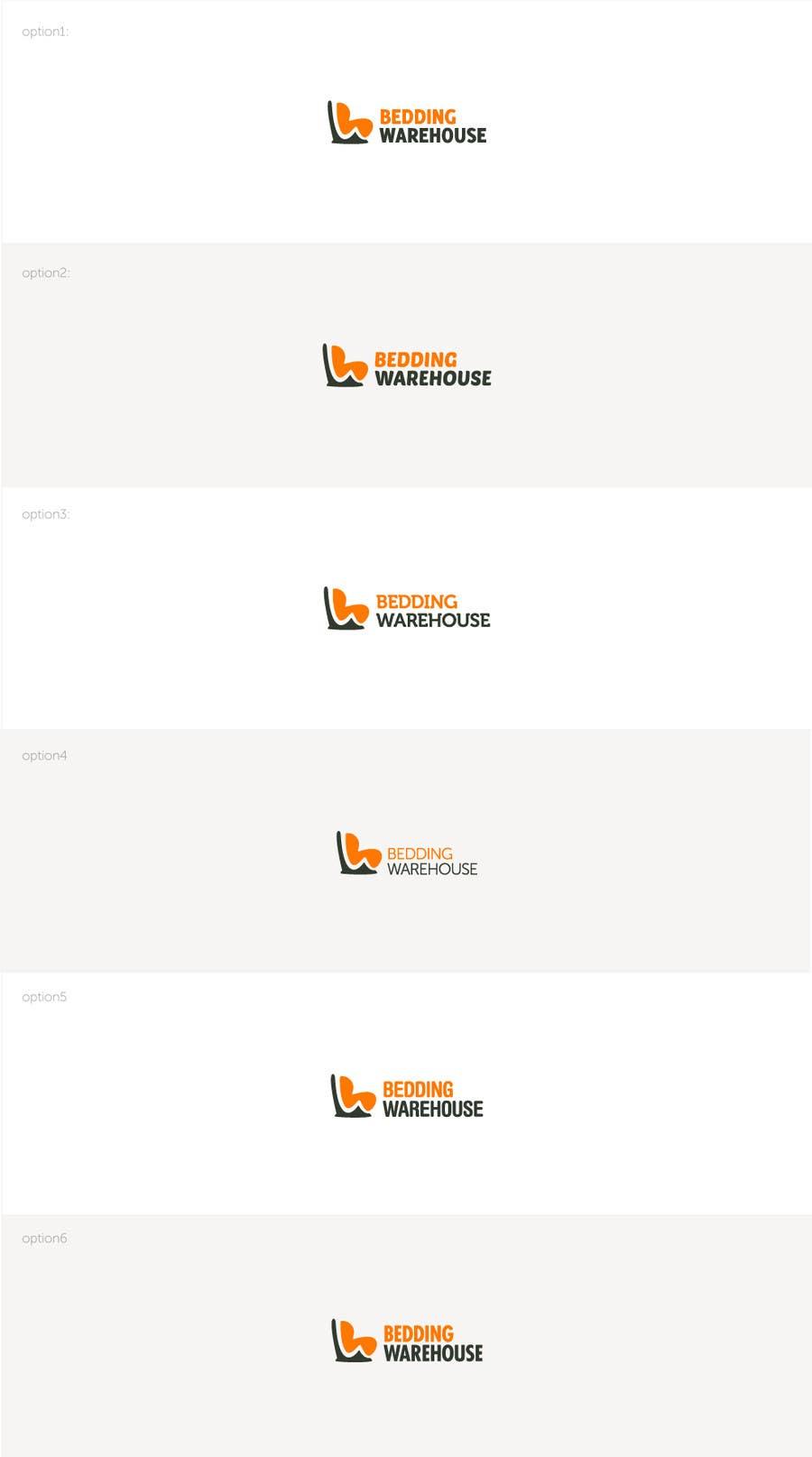 Kilpailutyö #                                        111                                      kilpailussa                                         Logo Design for Bedding Warehouse