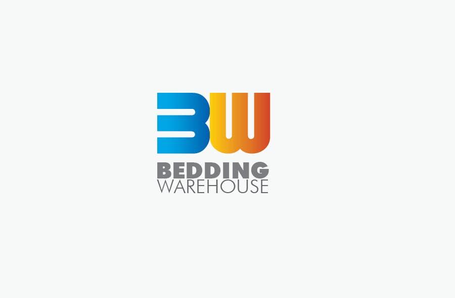 Kilpailutyö #                                        22                                      kilpailussa                                         Logo Design for Bedding Warehouse