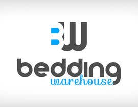 #63 para Logo Design for Bedding Warehouse por GitaKegan