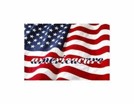 #22 for A simple logo with American Flag behind. Logo name: Americacare by Lissakitty