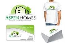 Bài tham dự #987 về Graphic Design cho cuộc thi Logo Design for Aspen Homes - Nationally Recognized New Home Builder,