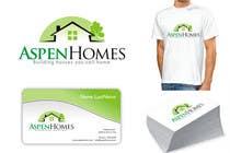 Bài tham dự #1025 về Graphic Design cho cuộc thi Logo Design for Aspen Homes - Nationally Recognized New Home Builder,