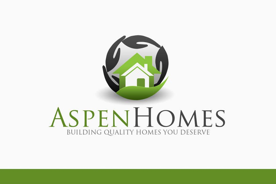 Contest Entry #661 For Logo Design For Aspen Homes   Nationally Recognized  New Home Builder